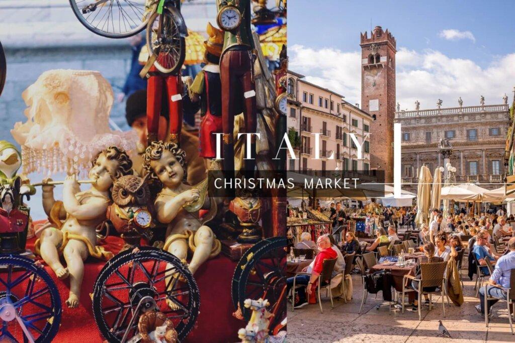 義大利5大聖誕市集 | 聖誕節必去!不能錯過的義國風景