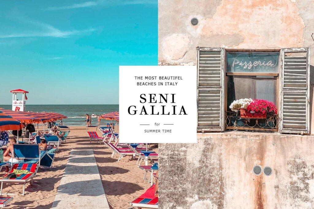 塞尼加利亞自助懶人包 Senigallia|宛若電影度假場景的天鵝絨海灘
