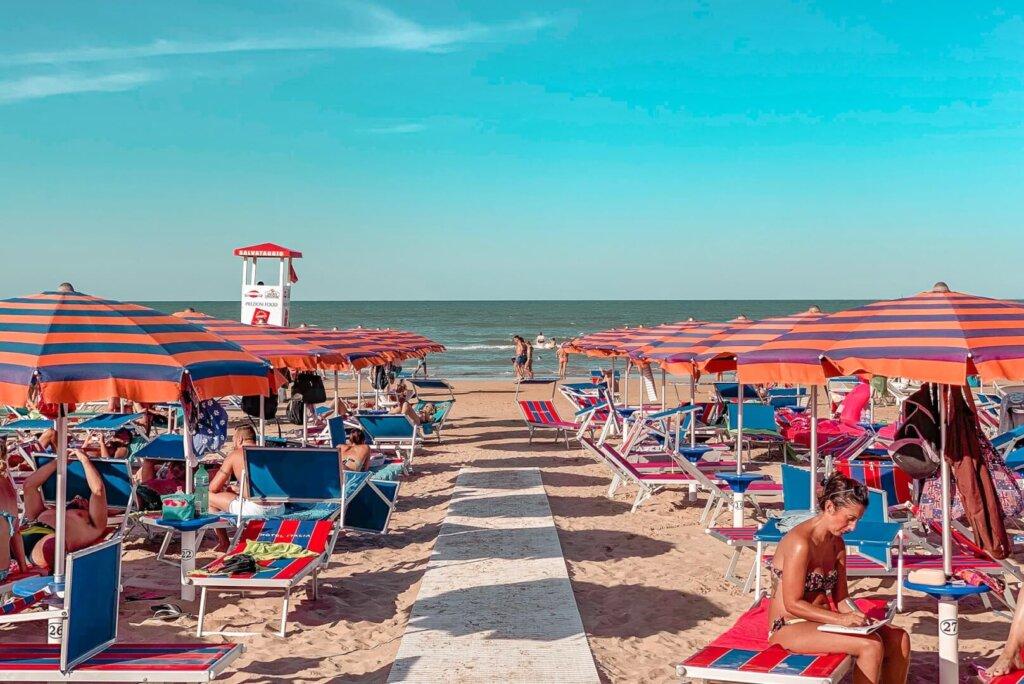 塞尼加利亞 自助 懶人包 Senigallia|宛若電影度假場景的天鵝絨海灘